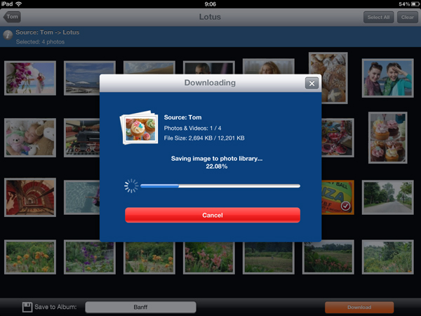how to download photos and videos from iphone to pc