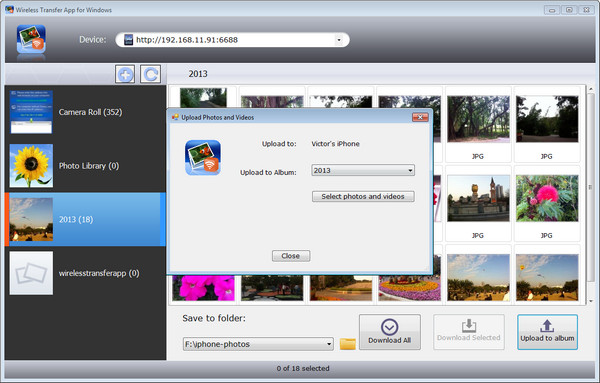 How to Upload Photos From iPhone to Computer