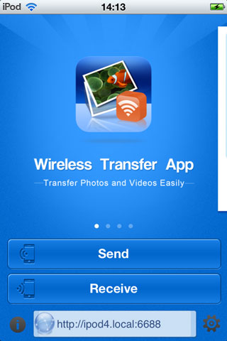 transfer iPod touch photos to computer